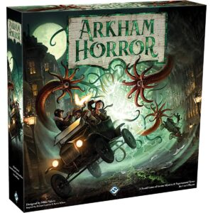 Arkham Horror 3rd Edition 1/3