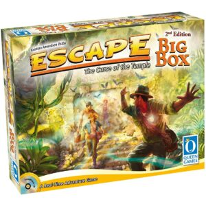 Escape Big Box 2nd Edition lauamäng perele 1/2