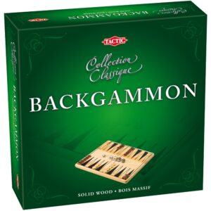 Tactic lauamäng Backgammon 1/2