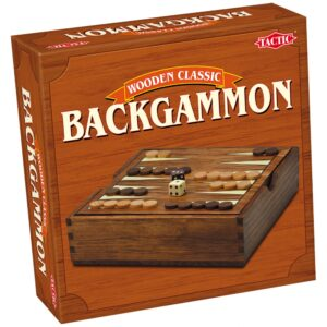 Tactic lauamäng Backgammon 1/1