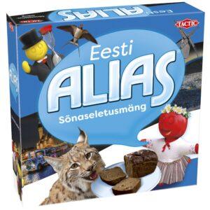 Tactic Lauamäng Eesti Alias 1/1