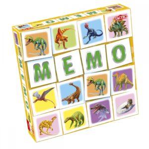 Tactic lauamäng Memo Dinosaurused 1/2