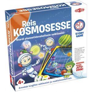 Tactic lauamäng Reis kosmosesse 1/4