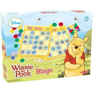 Tactic lauamäng Winnie Puhh Bingo 1/2