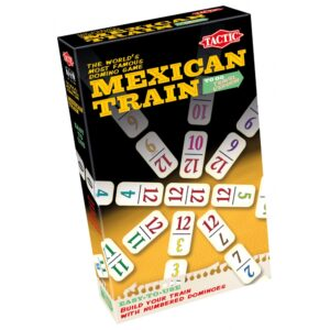 Tactic reisimäng Mexican Train 1/2