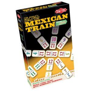 Tactic reisimäng Mexican Train 1/2