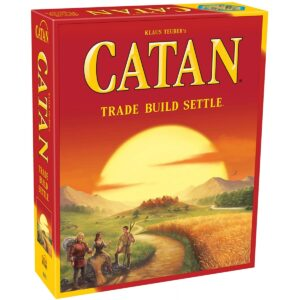 The Settlers of Catan 1/3
