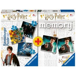 Ravensburger Memory+pusle Harry Potter 1/1