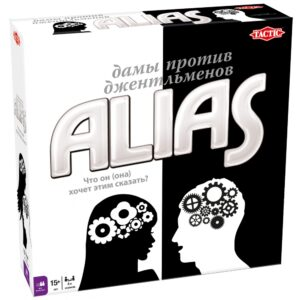 Tactic venekeelne lauamäng Alias Naine vs. Mees 1/2