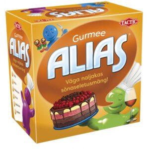Tactic lauamäng Snack Alias Gurmee 1/2