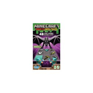 ThinkFun reisimäng magnetiline mõistatus Minecraft 1/4