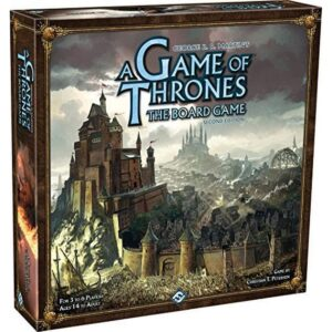 A Game of Thrones The Board Game: 2nd Edition 1/3