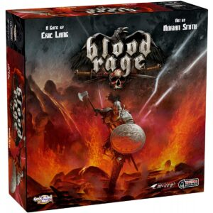 Cool Mini or Not Blood rage 1/3