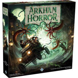 Arkham Horror 3rd Edition 1/3