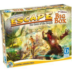 Escape Big Box 2nd Edition lauamäng perele 1/2