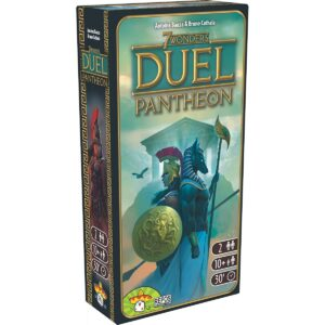 Repos - 7 Wonders Duel Pantheon 1/3