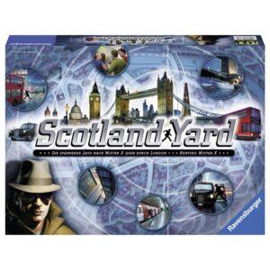 Ravensburger lauamäng Scotland Yard 1 1/2